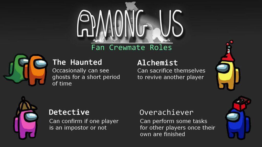 Among Us Detective Mod