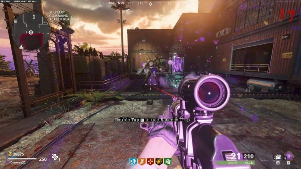Guide on Cold War Zombies Firebase Z