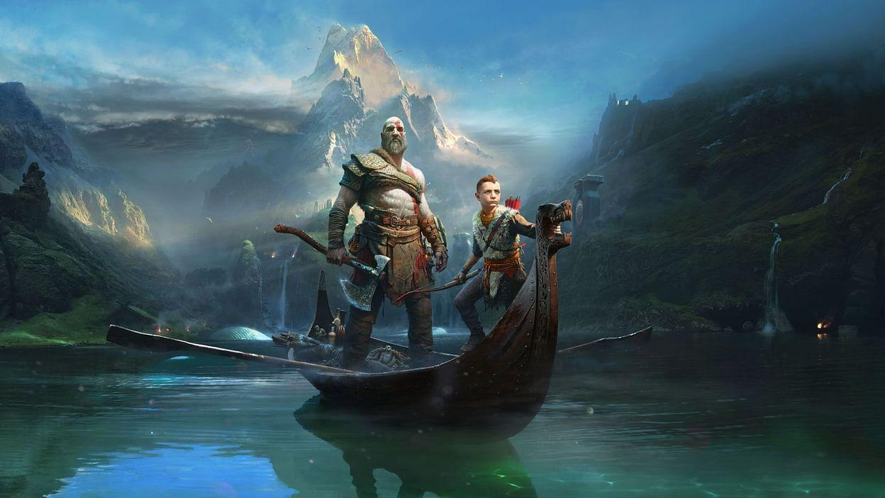 God of War High-Resolution