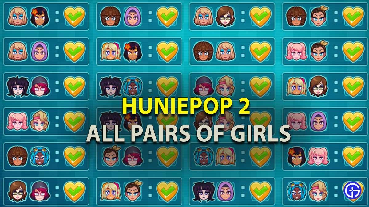 HuniePop 2 guide on final Boss