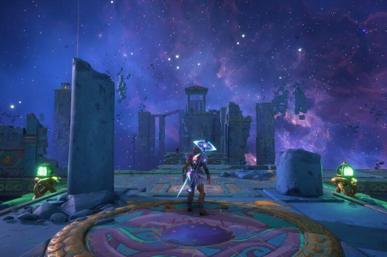 Immortals Fenyx Rising Path of Erebos