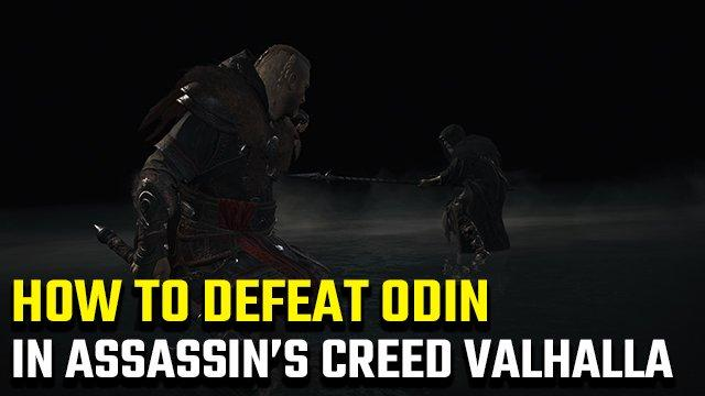 Assassin's Creed Valhalla Defeat Odin
