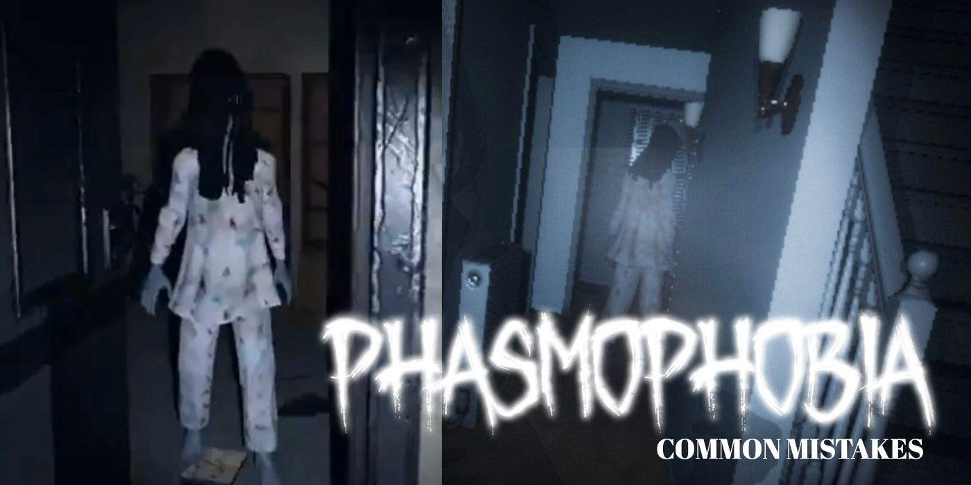 Phasmophobia Heartbeat, Communication, Ghost Attacks
