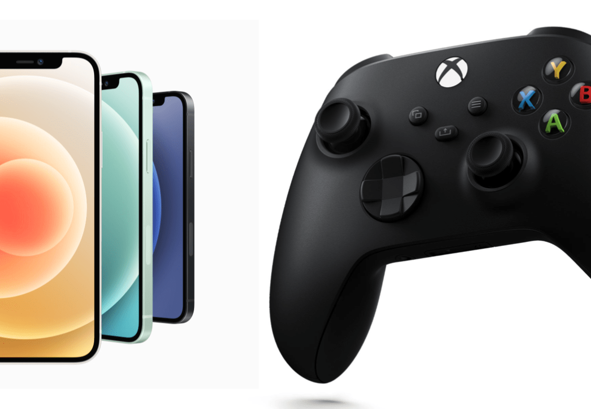 Pair Xbox Series X Controller with iPhone iPad