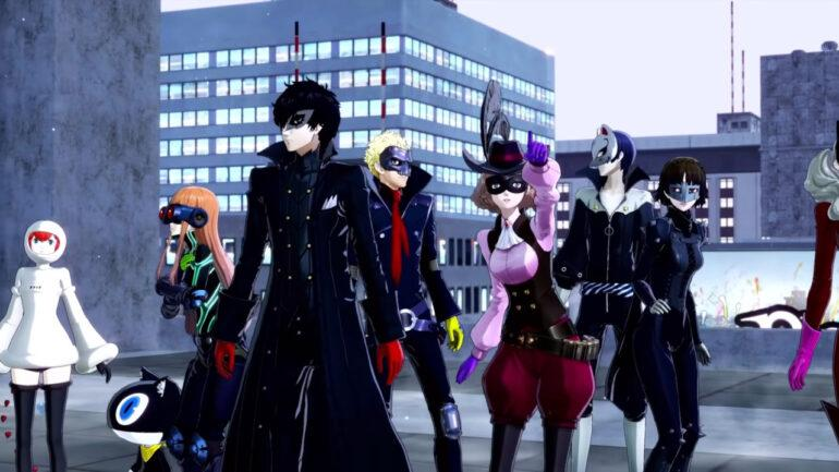 Persona 5 Strikers Guide on Forgotten Desire
