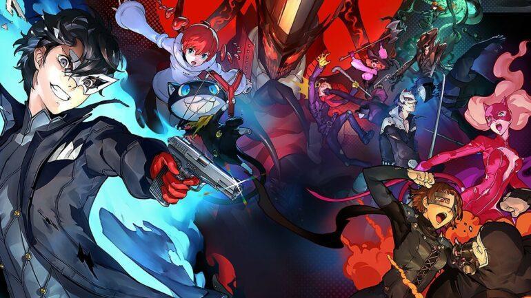 Persona 5 Strikers presenta trailer con nuevos personajes