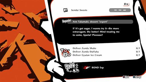 Persona 5 fastest way to increase bond level