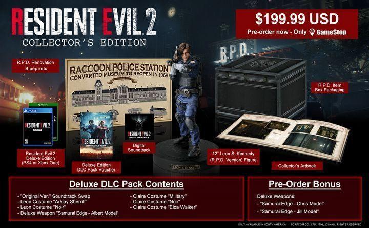 Resident Evil 2 remake brief survival-guide