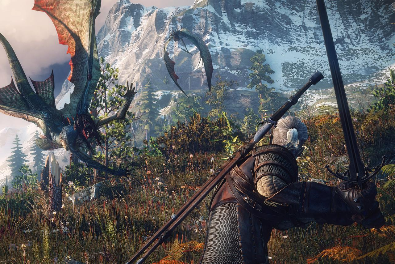 The Witcher 3: Wild Hunt places of power