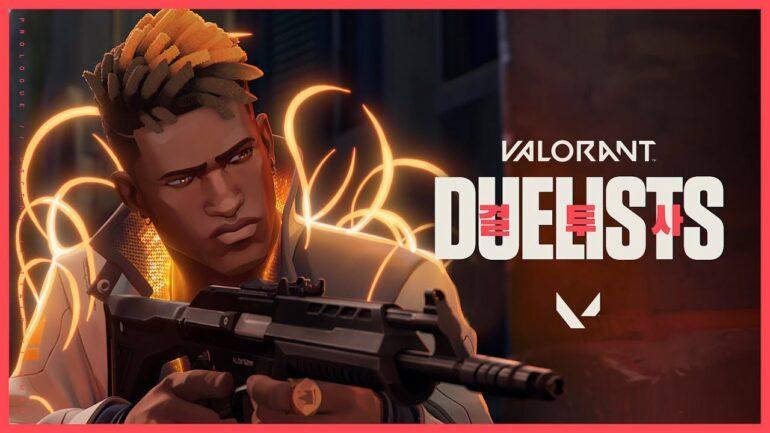 Valorant mocks Cheaters
