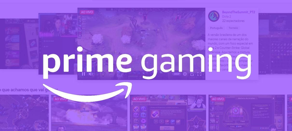 amazon prime gaming twitch