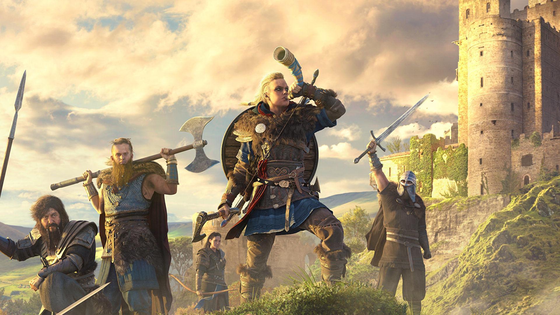 Assassins Creed Valhalla Walkthrough