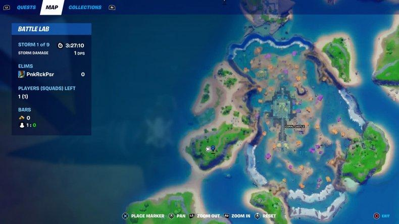 Fortnite, Informative Updates for Players