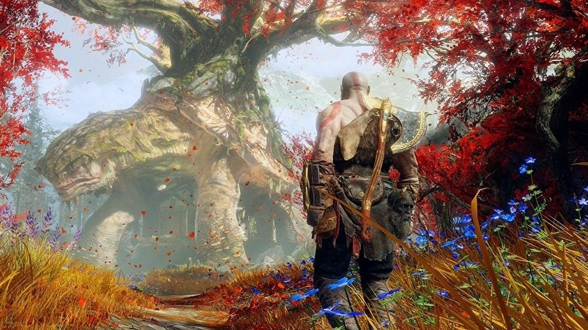 God of War: all about new patch and more options