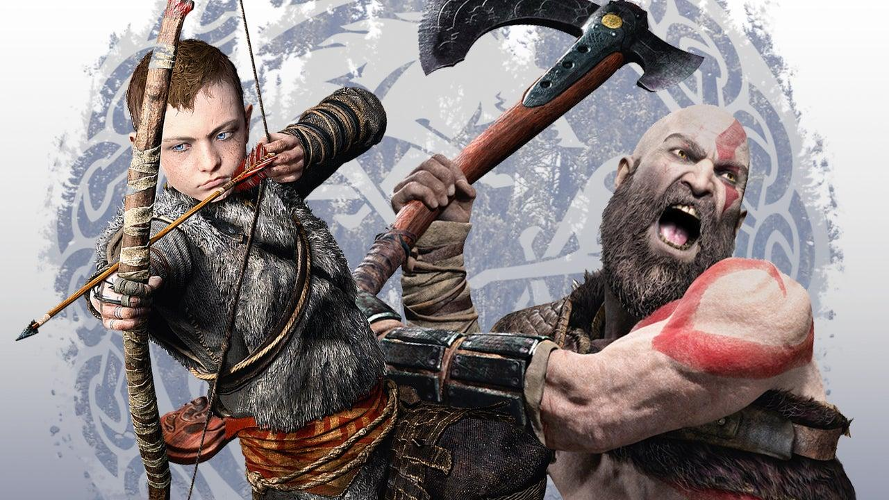 God of War:Comparison Between Old-Modes