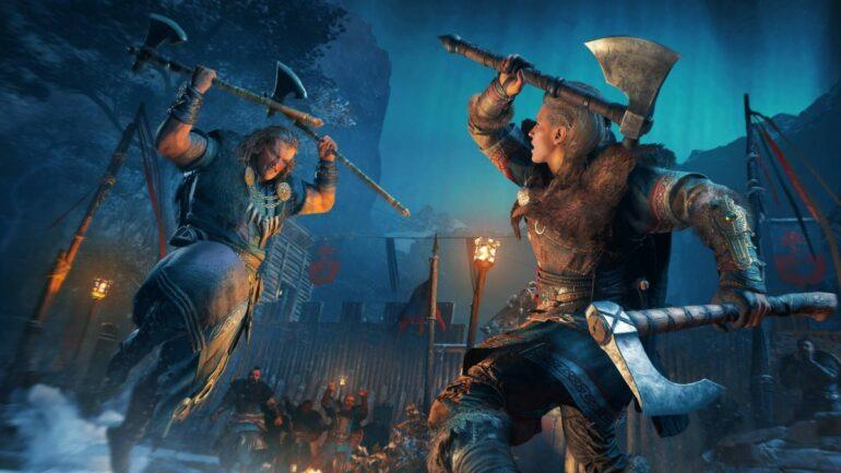 Assassins Creed Valhalla River Raid
