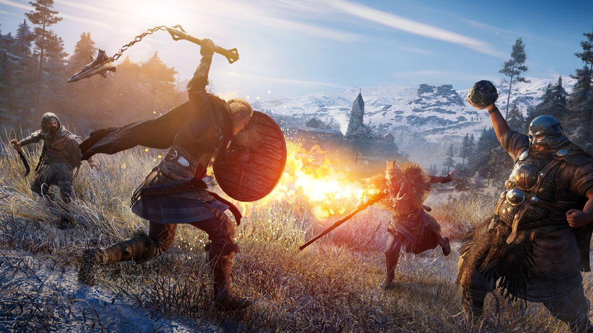 Assassin's Creed Valhalla Defeat Cordelia