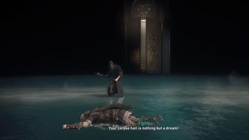 Assassin's Creed Valhalla Defeat Odin