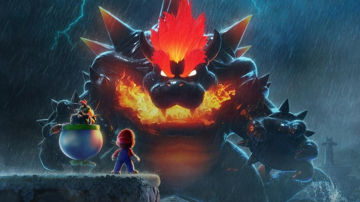 Mario 3D World Walkthrough