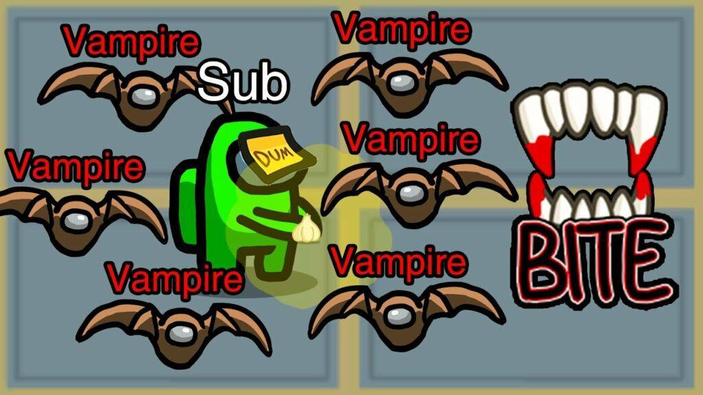 Among Us Vampire Mod