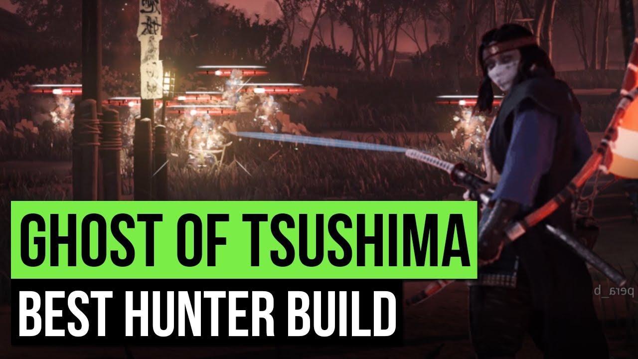 Ghost of Tsushima Hunter