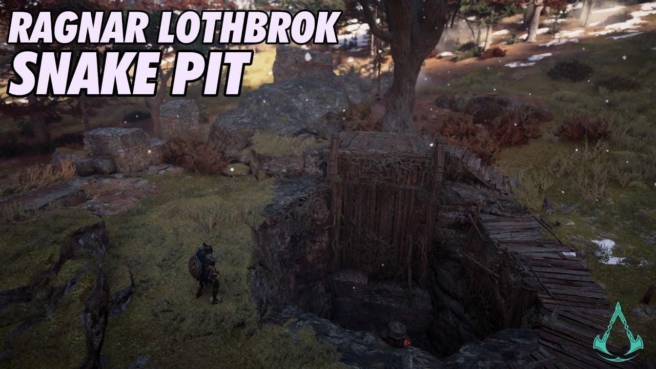 AC Valhalla Ragnar Lothbrok Grave Location