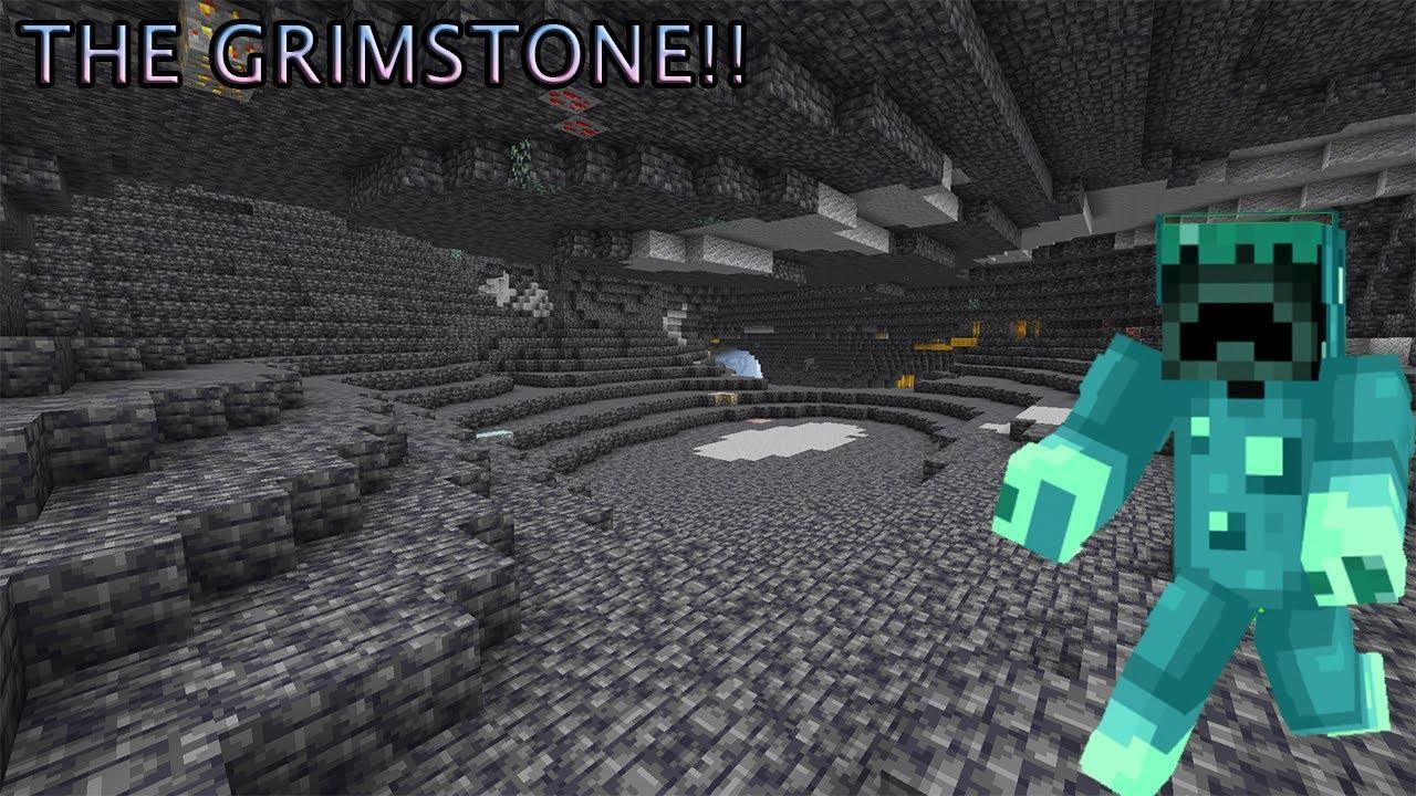 Minecraft find Grimstone