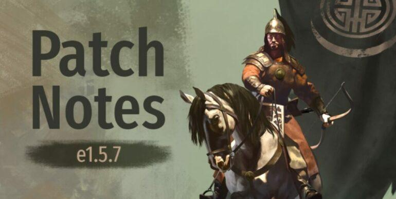 Mount and Blade 2 Bannerlord new update