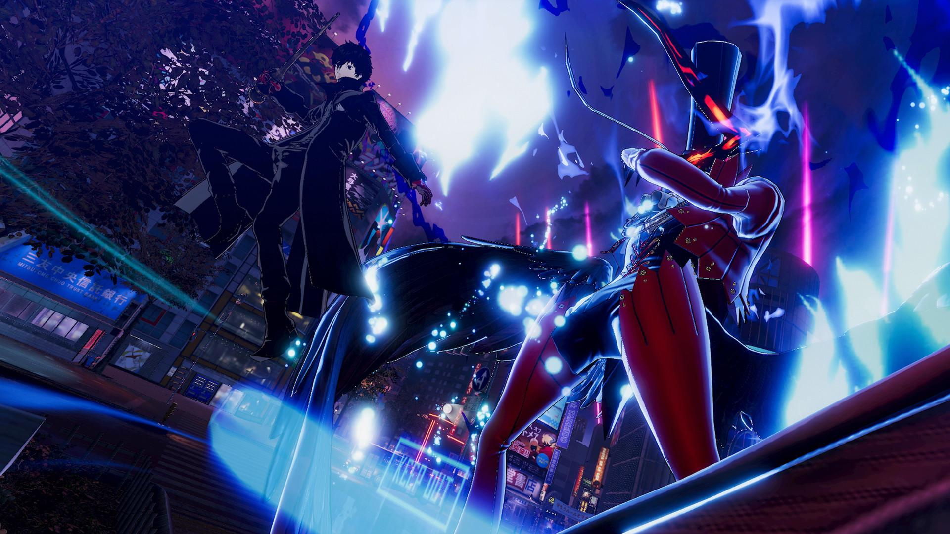 Persona 5 tips, tricks and benefit of dynamic team