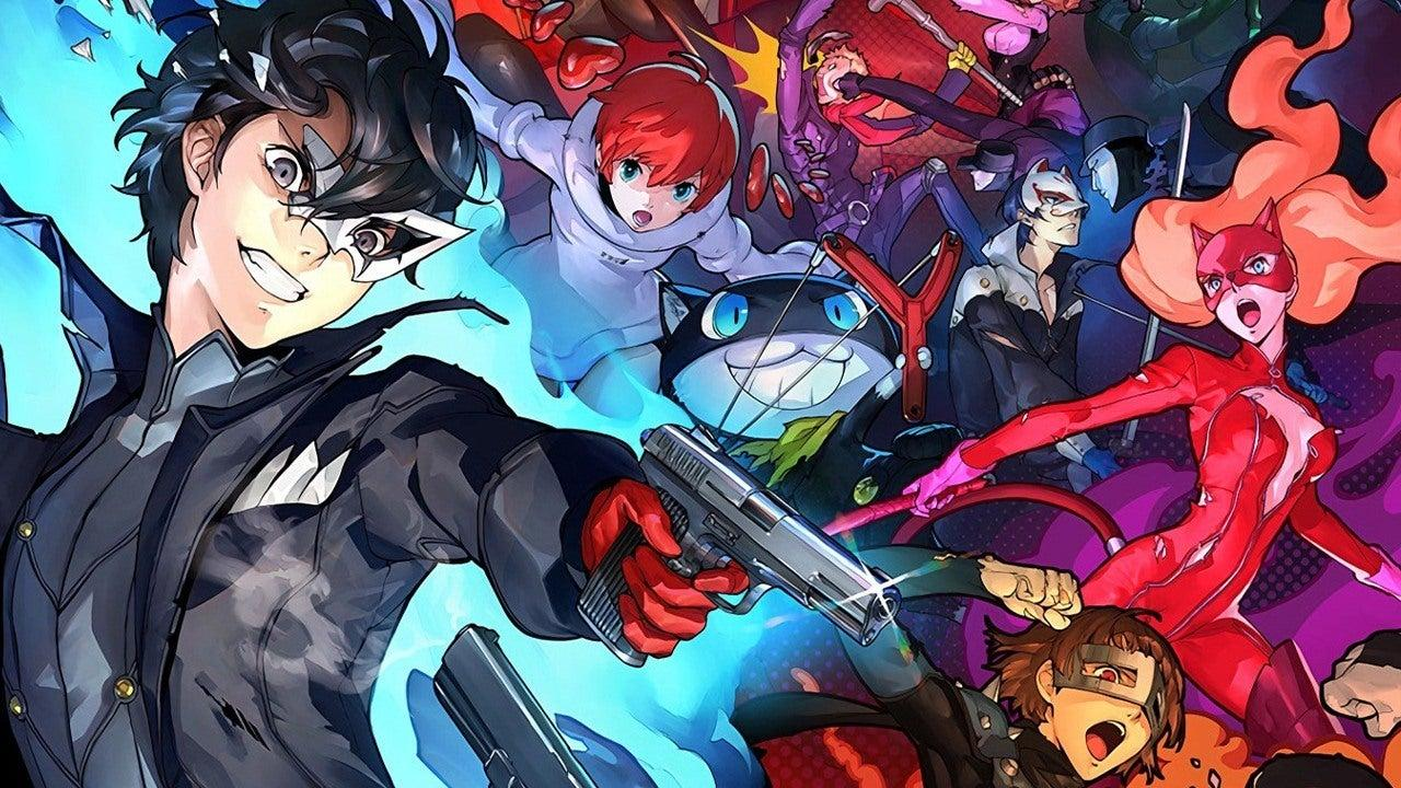 Persona 5 Strikers Guide