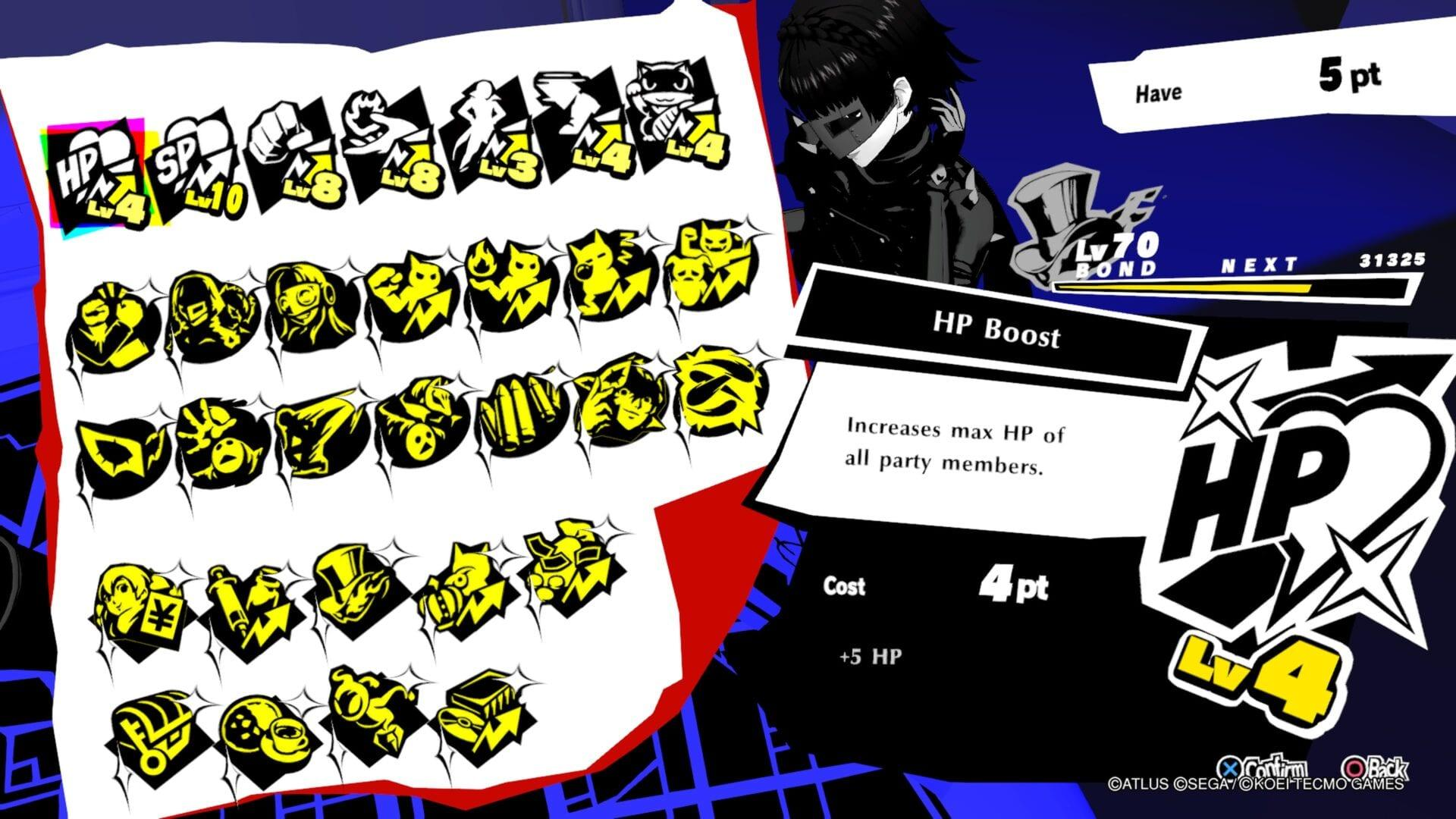 Persona 5 Strikers Special Ability Guide