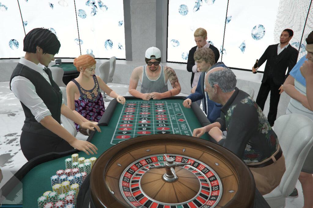 GTA V Blackjack