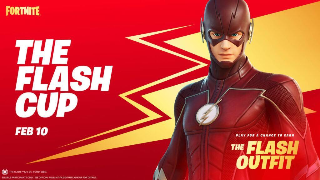 Flash in Fortnite