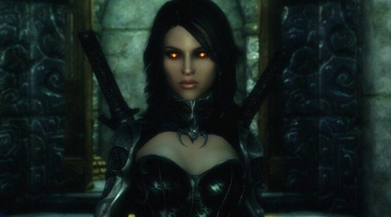 Skyrim become Vampire
