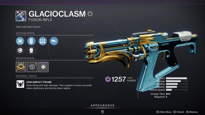 Destiny 2 God Roll