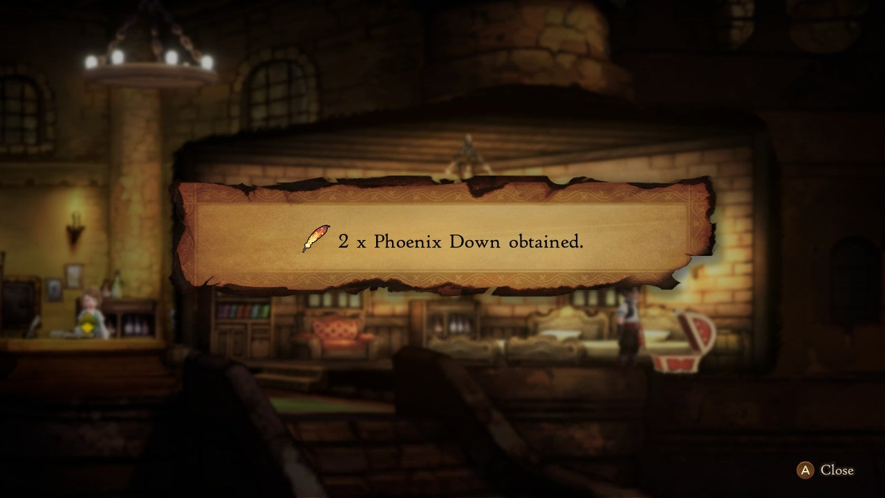 Bravely Default 2 Guide Curing Items
