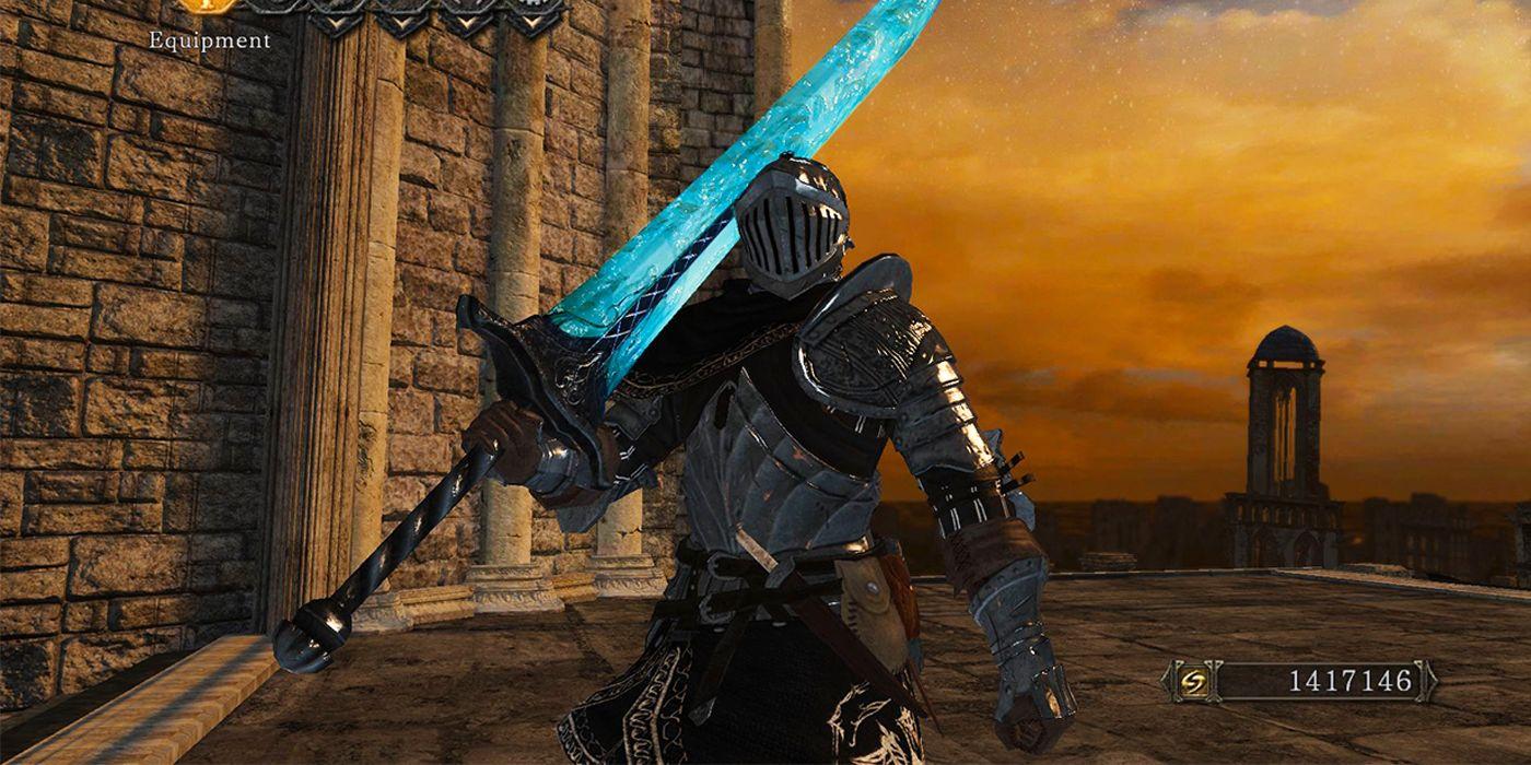 Demon's Soul Sword of Moonlight