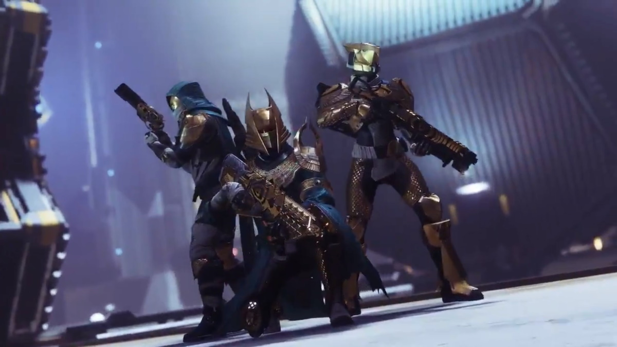 Trials of osiris rewards and map