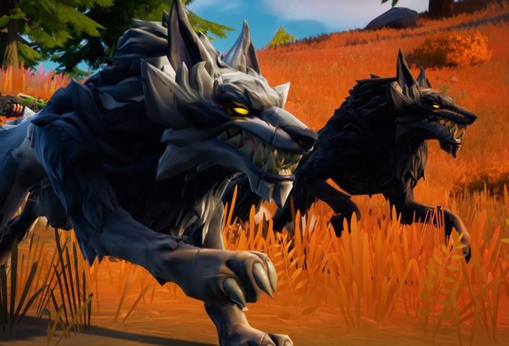 Fortnite Season 6 Primal Wolves Animal Bones