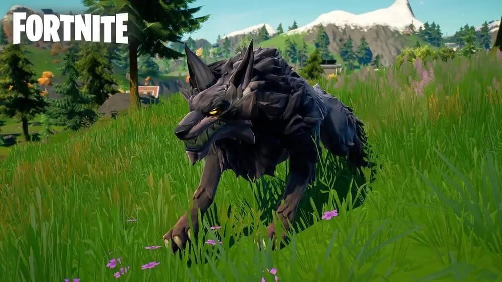 Fortnite animal