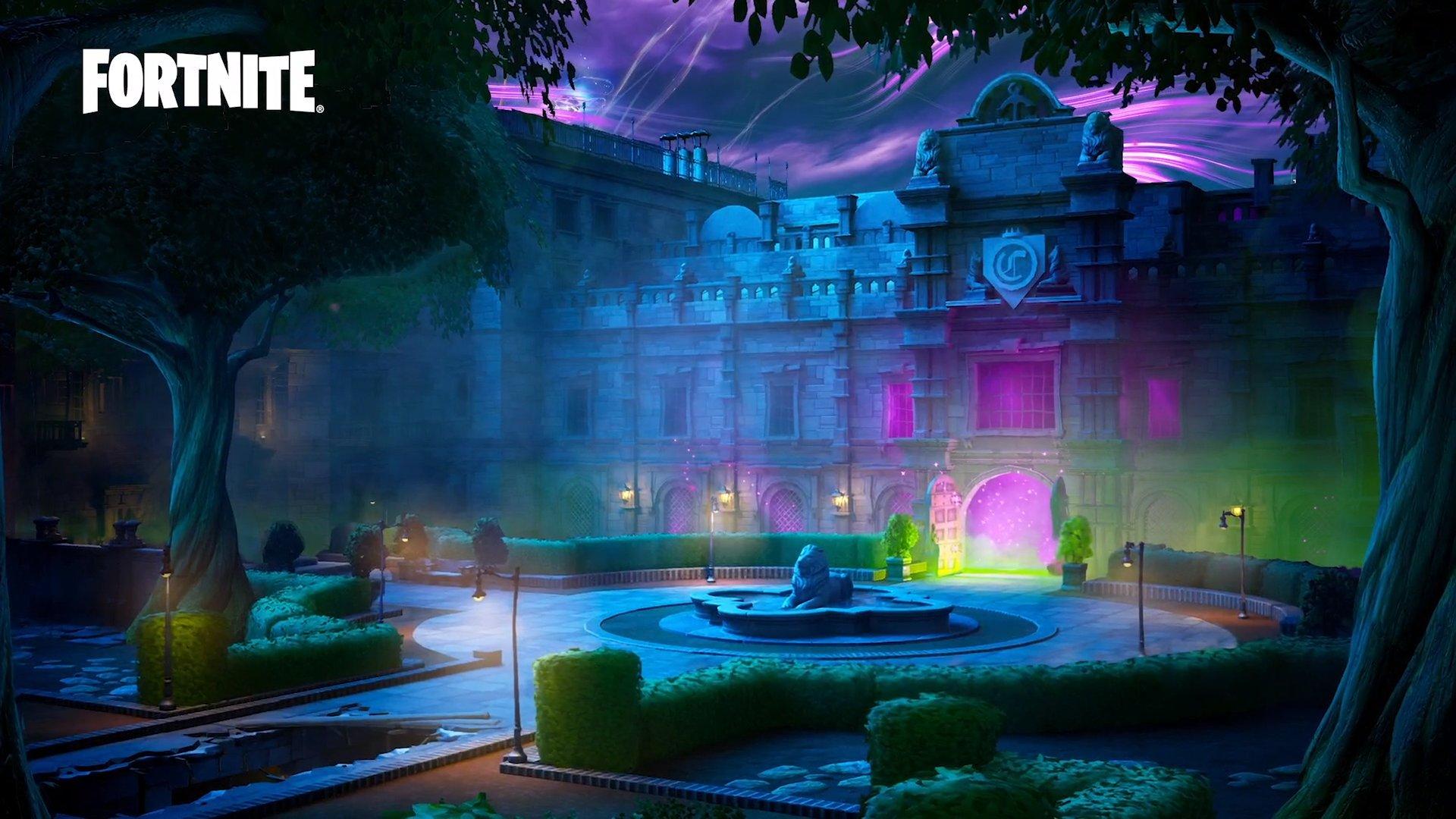 Fortnite Croft Manor Guide