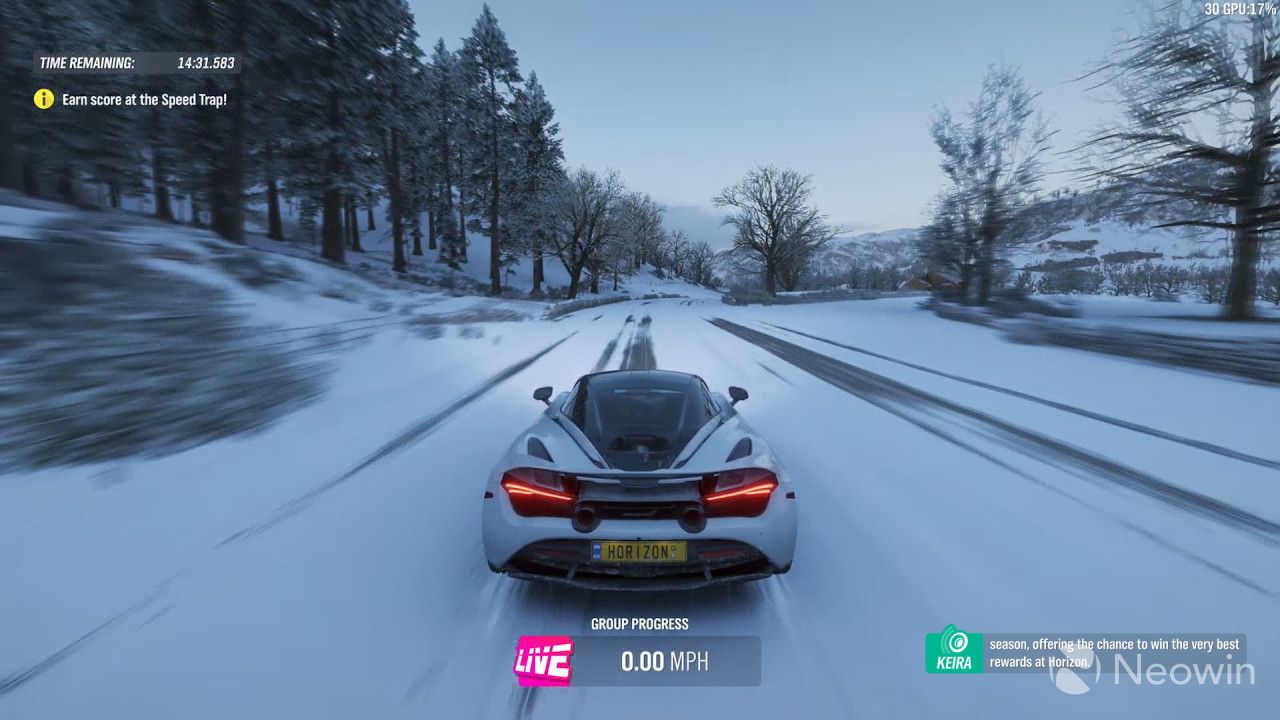 Forza Horizon 4 Guide to take a picture