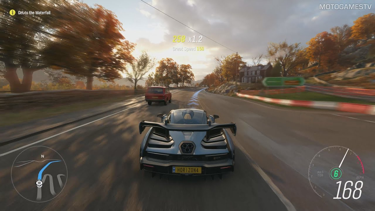 How to take a picture in Forza Horizon 4