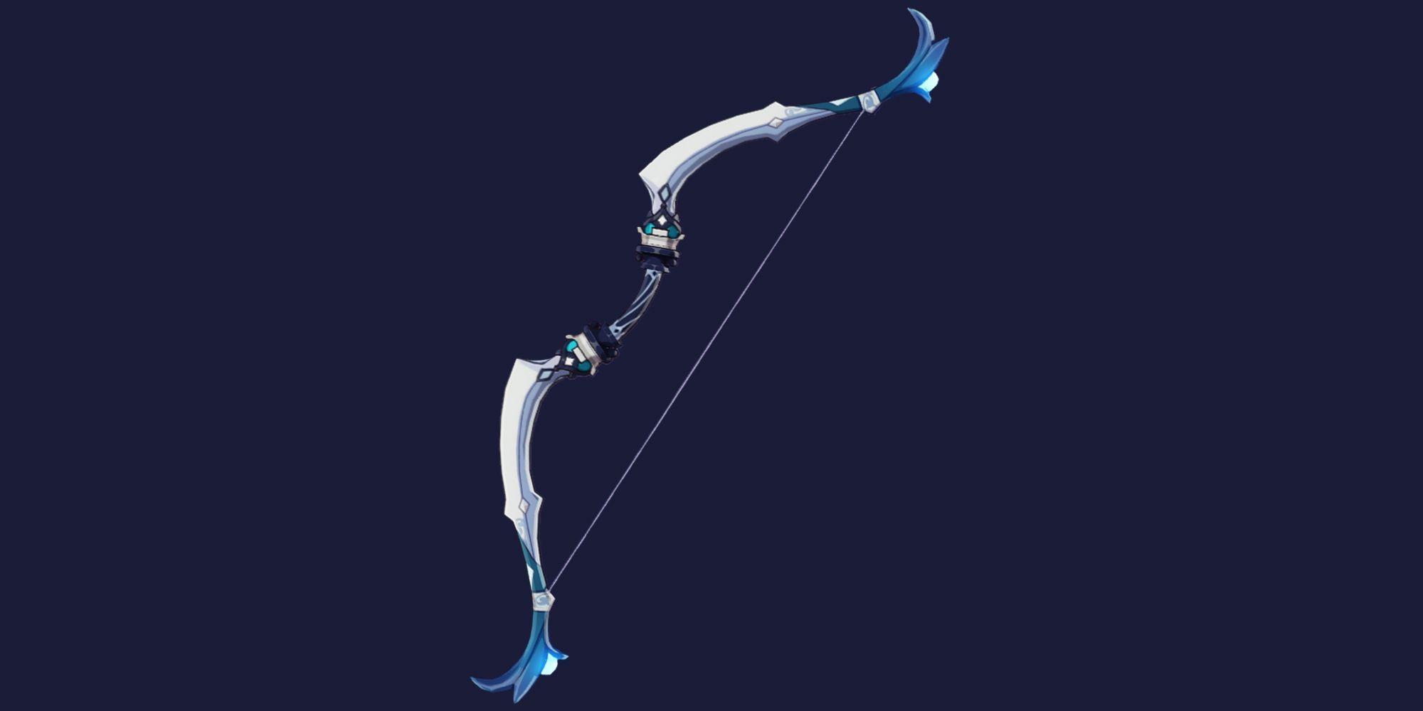 Genshin Impact Sacrificial Bow