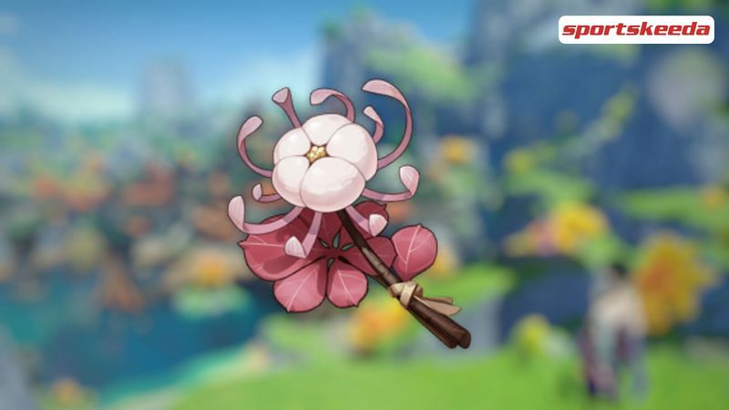 Genshin Impact Silk Flower Farming guide