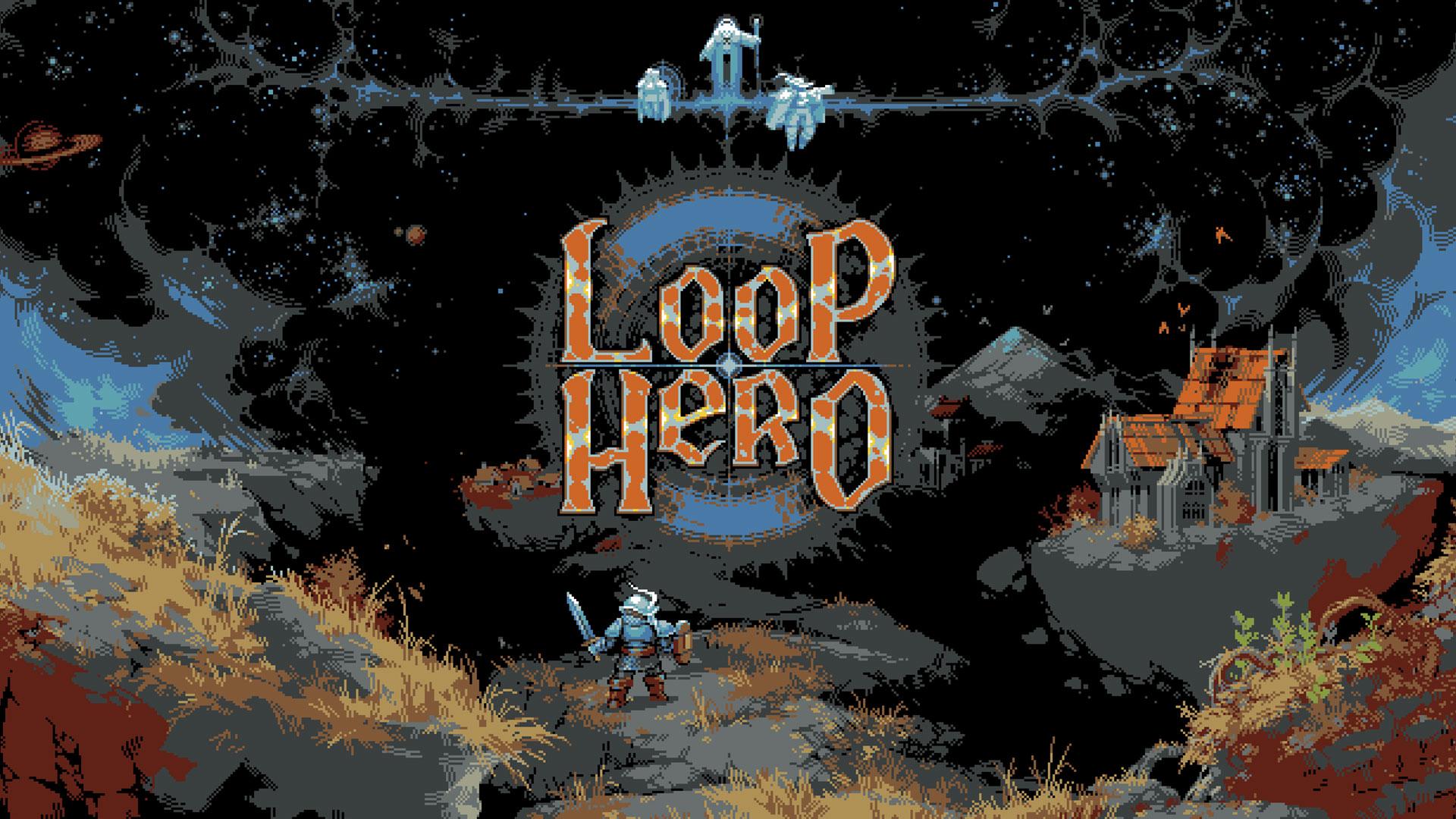 Mountain peak loop hero