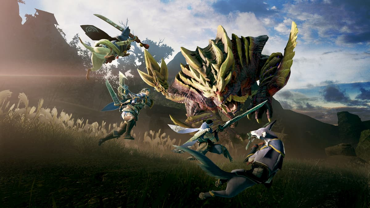 Monster Hunter Rise Guide on Sinister Farming