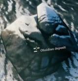Obsidian deposit