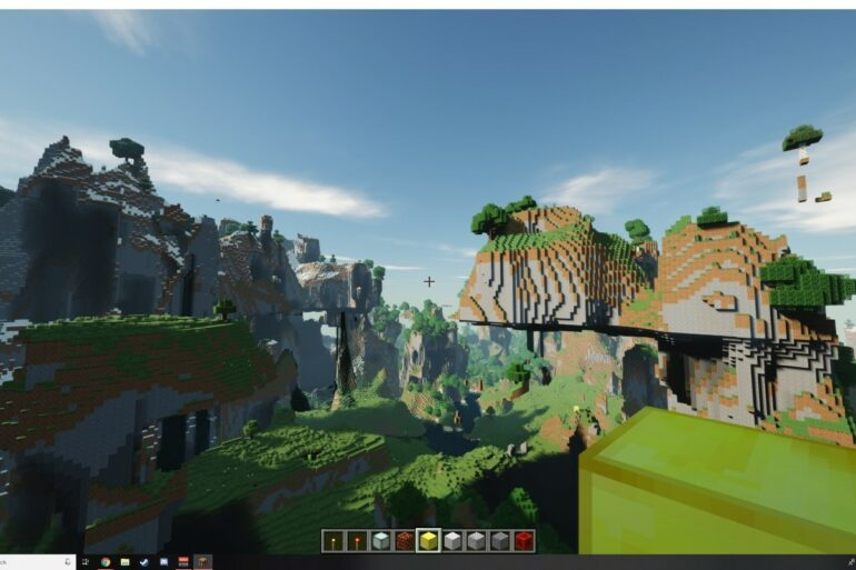 Ray Tracing in Minecraft