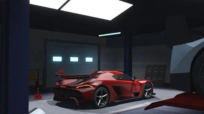 Driving Simulator in Roblox
